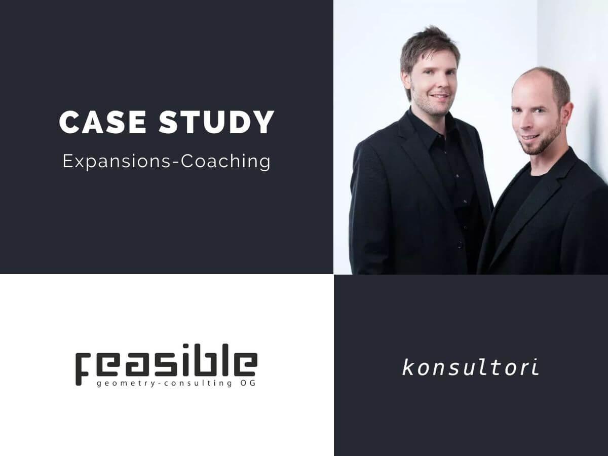 Case Studies Expansion Coaching © konsultori