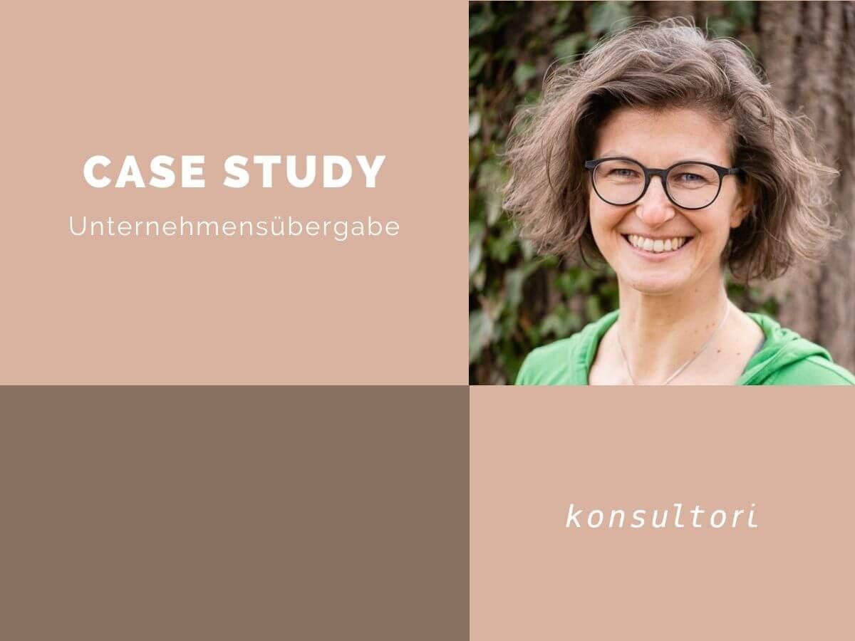 Case Studies Unternehmensübergabe © konsultori