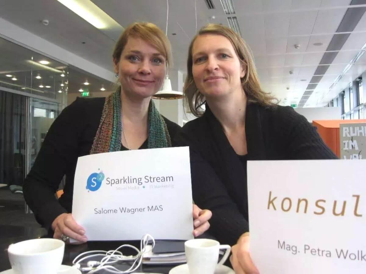 Akquise Netzwerk: Copyright konsultori, Sparkling Stream