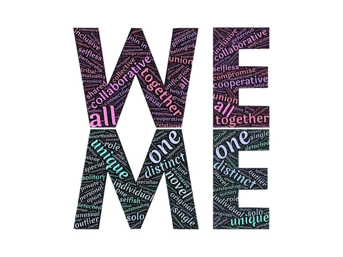 Kooperationen in der Kreativwirtschaft: we me illustration