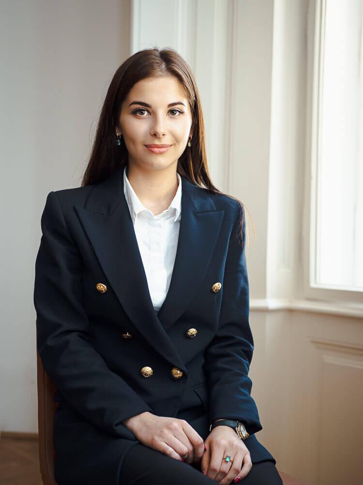 Anna Marzhevska © konsultori Fotograf Daniel Horvath