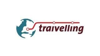 traivelling logo