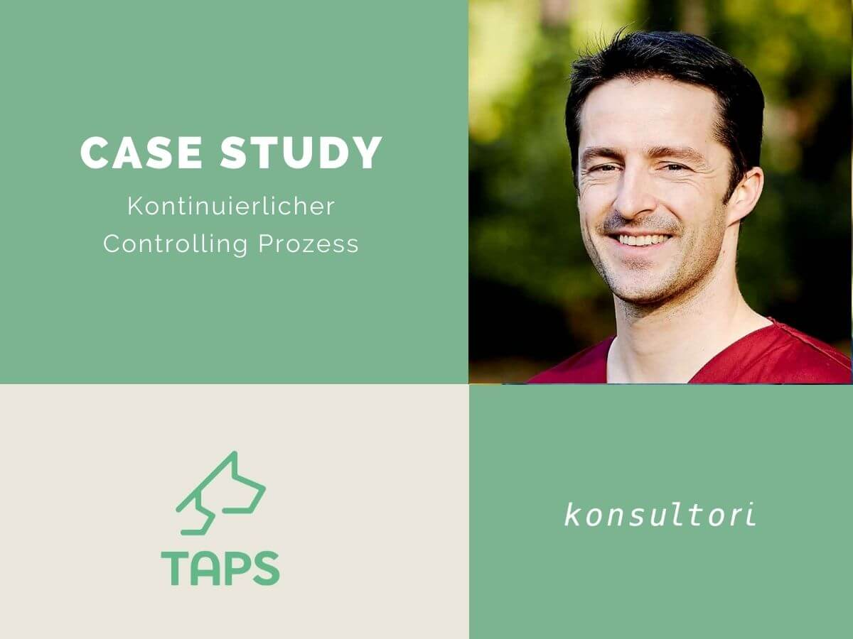 Case Studies Tierpraxis © konsultori