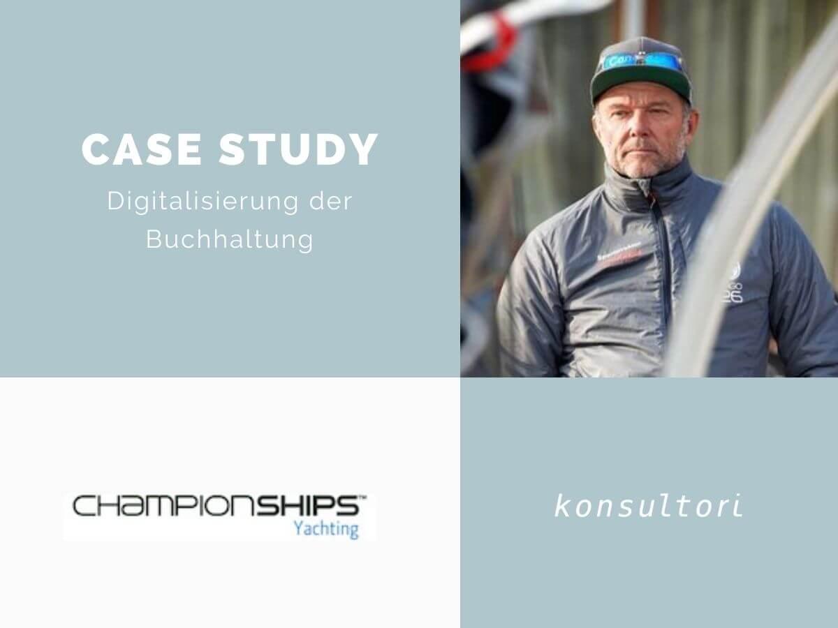 Case Study Digitalisierung der Buchhaltung