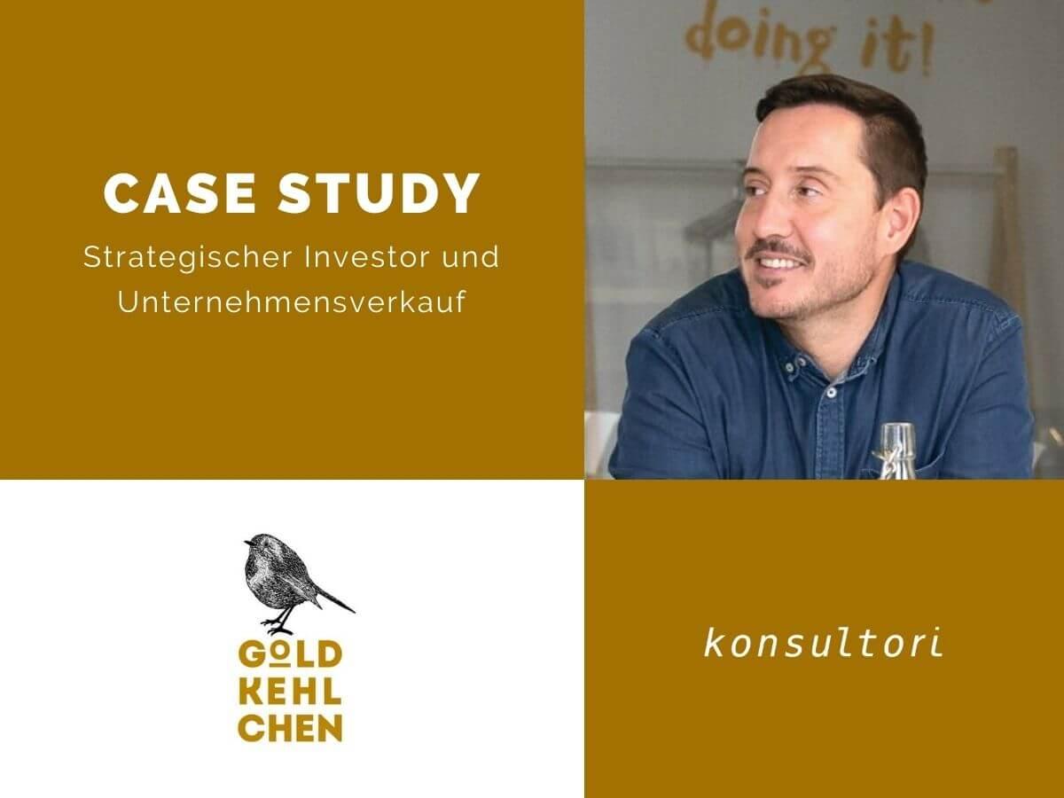 Case Study Strategischer Investor und Unternehmensverkauf